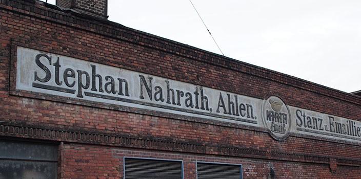Emaillierwerk Nahrath