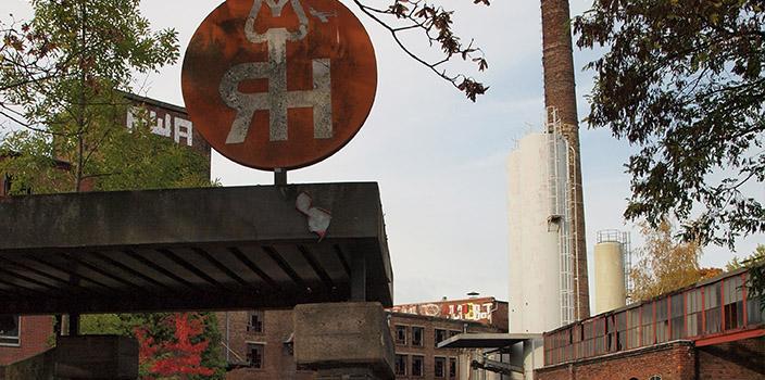 Stärkefabrik R. Hundhausen