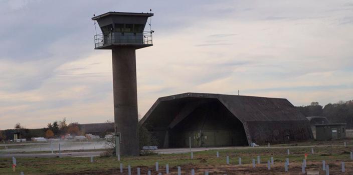 Baracken & ABC Bunker Weeze