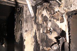 Brandschäden Verwaltung