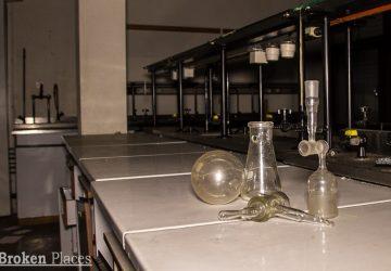 Biohazard Laboratory