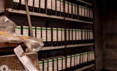 Bunker des  Archivar
