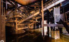 Stahlwerk HFB